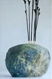 A Place Never Forgotten by Shirley Vauvelle, Sculpture, Fired Clay