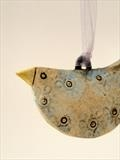 Birdie by Shirley Vauvelle, Sculpture, ceramic