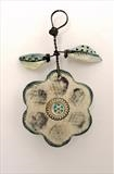 Delightful Hang Up - Bloom by Shirley Vauvelle, Ceramics