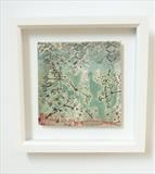 Framed Botanical by Shirley Vauvelle, Ceramics