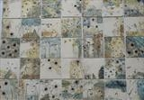 Tile Panel by Shirley Vauvelle, Ceramics